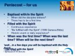 pentecost for us2