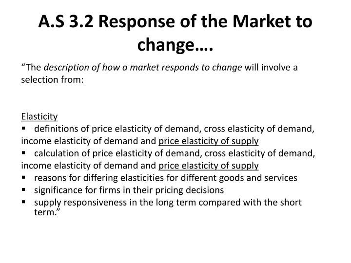 answer to checkpoint price elasticity and supply demand short quiz Free essays on xeco 212 price elasticity and supply demand short answers quiz for students use our papers to help you with yours 1 - 30.
