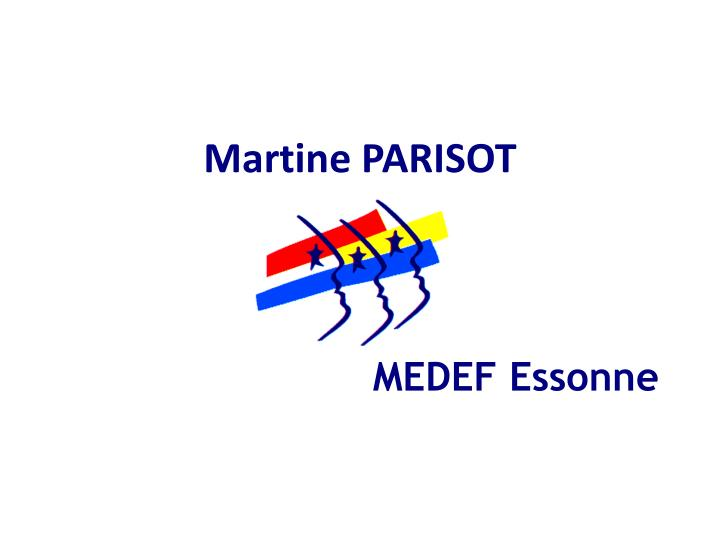 Martine PARISOT