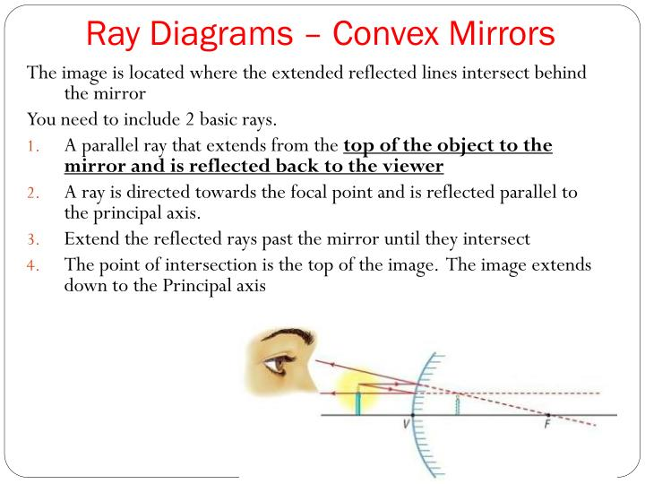 Ppt Reflection In Curved Mirrors Powerpoint Presentation Id2099612