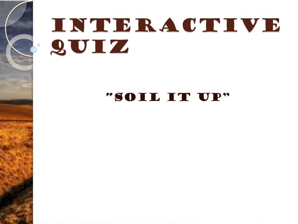 Ppt Interactive Quiz Powerpoint Presentation Free