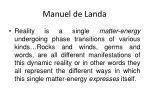 manuel de landa