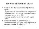 bourdieu on forms of capital
