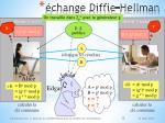 change diffie hellman