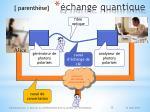 change quantique
