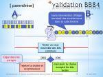 v alidation bb84