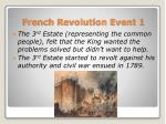 french revolution event 11