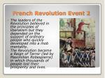 french revolution event 2
