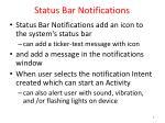 status bar notifications1