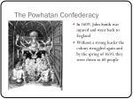 the powhatan confederacy1