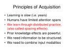 principles of acquisition3
