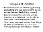 principles of overload