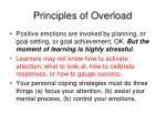 principles of overload1