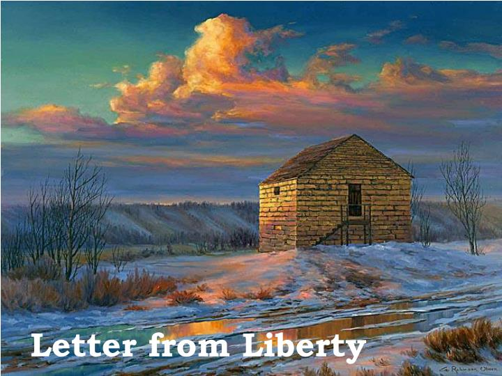 letter from liberty n.