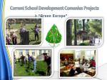 current school development comenius projects1