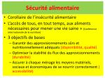 s curit alimentaire