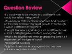 question review1