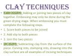 clay techniques