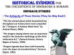historical evidence for the coexistence of dinosaurs humans dinosaur stories2