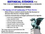 historical evidence for the coexistence of dinosaurs humans dinosaur stories3