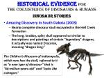 historical evidence for the coexistence of dinosaurs humans dinosaur stories5