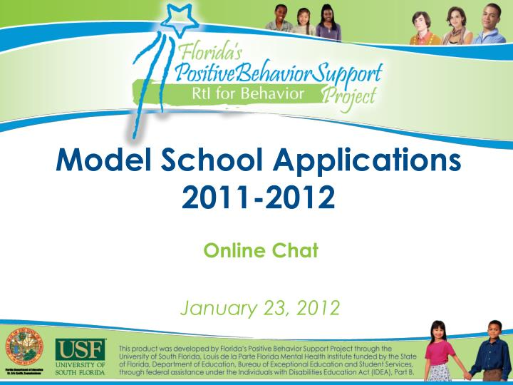 model school applications 2011 2012 n.
