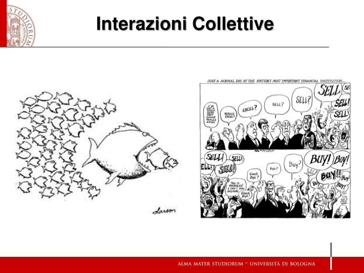 Interazioni