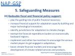 5 safeguarding measures3