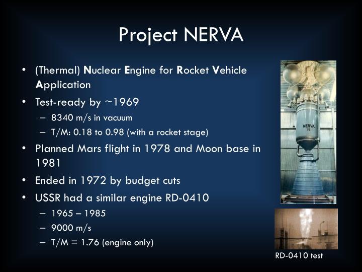 Project nerva