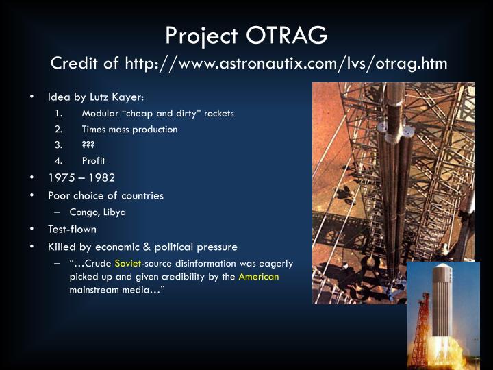 Project OTRAG