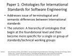 paper 1 ontologies for international standards for software engineering