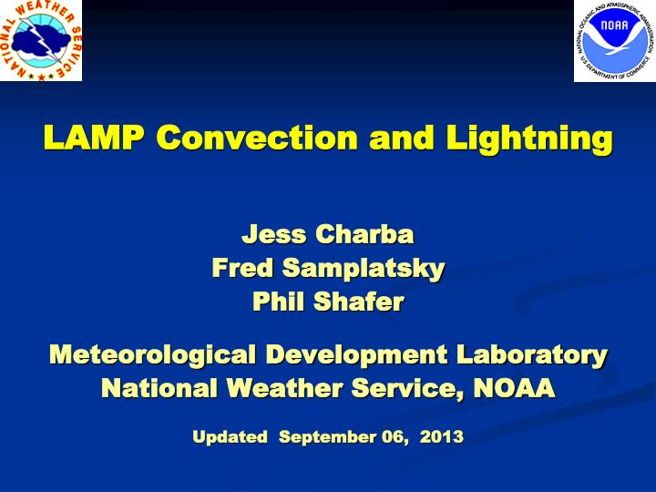 lamp convection and lightning n.