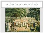 second great awakening1