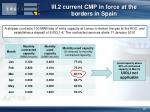 iii 2 current cmp in force at the borders in spain2