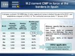 iii 2 current cmp in force at the borders in spain3