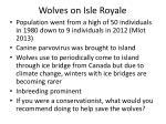 wolves on isle royale1