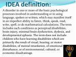 idea definition