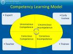 competency learning model2