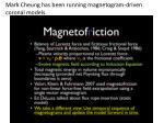 mark cheung has been running magnetogram driven coronal models