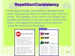 repetition consistency2