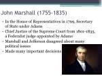 john marshall 1755 1835