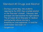 standard 3 drugs and alcohol1