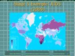 stage 5 example aids 2009