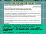 the russian problem