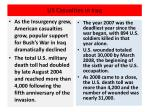 us casualties in iraq