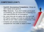 competence con t3