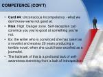 competence con t4