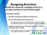 assigning activities5
