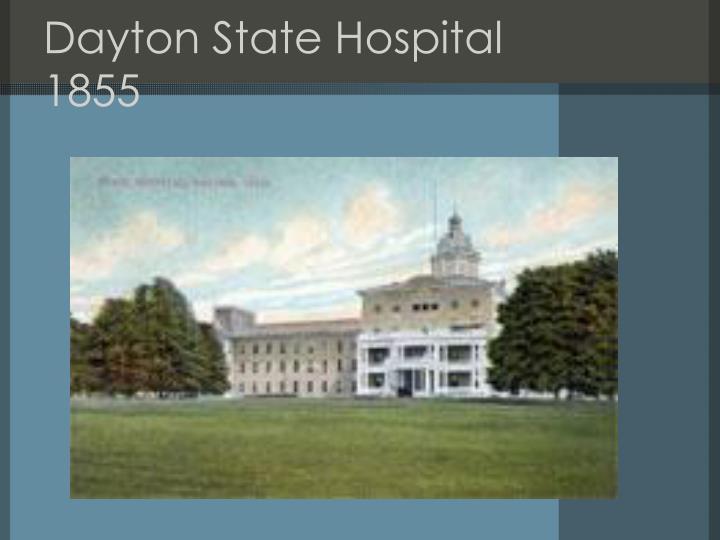 Dayton State Hospital