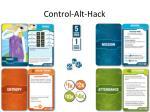 control alt hack
